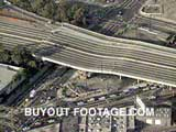 Collapsed Freeway Northridge Earthquake Tragedies And Natural Disasters Films Movies public domain films archive stock footage